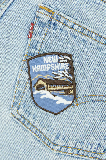 Vintage New Hampshire Patch