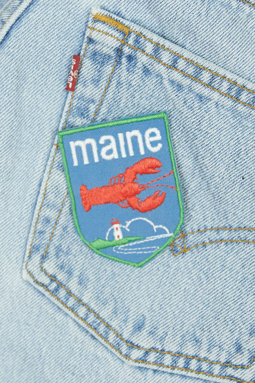 Vintage Maine Patch