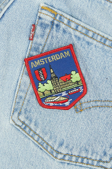 Vintage Amsterdam Patch