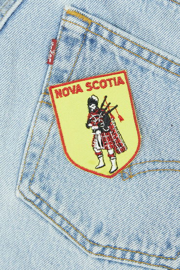 Vintage Nova Scotia Patch