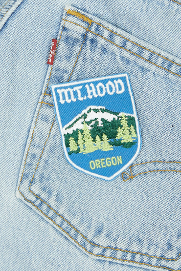 Vintage Mt. Hood Patch