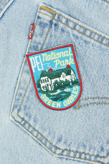 Vintage PEI National Park Patch