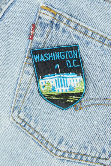 Vintage Washington D.C. Patch