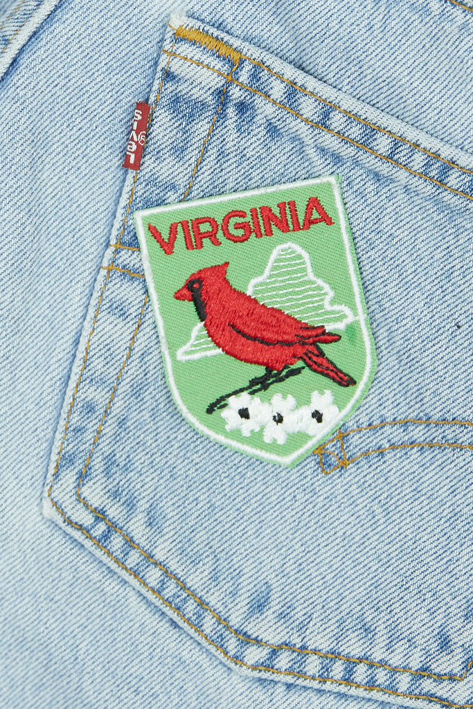 Vintage Virginia Patch