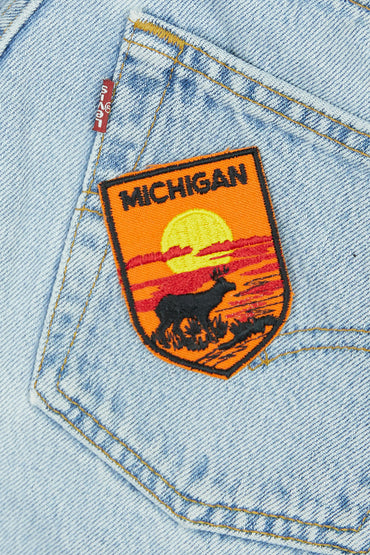 Vintage Michigan Patch