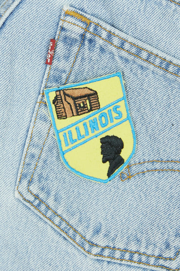 Vintage Illinois Patch