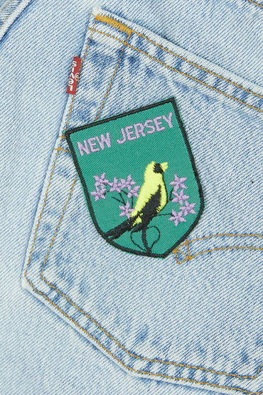 Vintage New Jersey Patch