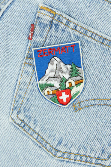 Vintage Zermatt Patch