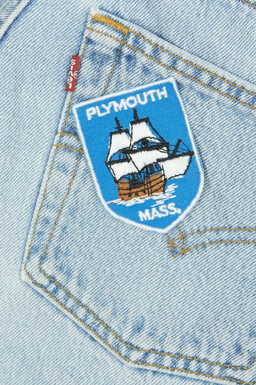 Vintage Plymouth Patch