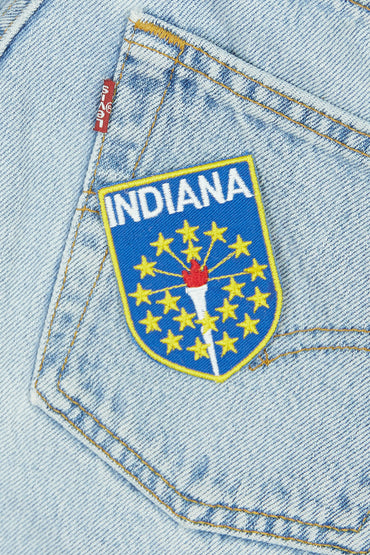 Vintage Indiana Patch
