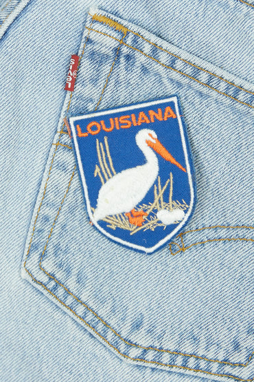 Vintage Louisiana Patch