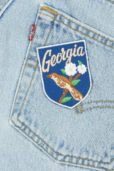 Vintage Georgia Patch