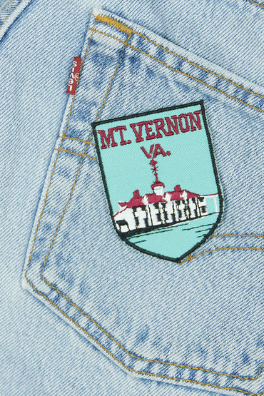 Vintage Mt. Vernon Patch