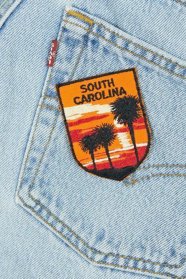 Vintage South Carolina Patch