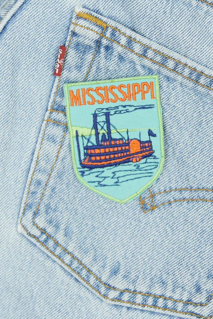 Vintage Mississippi Patch