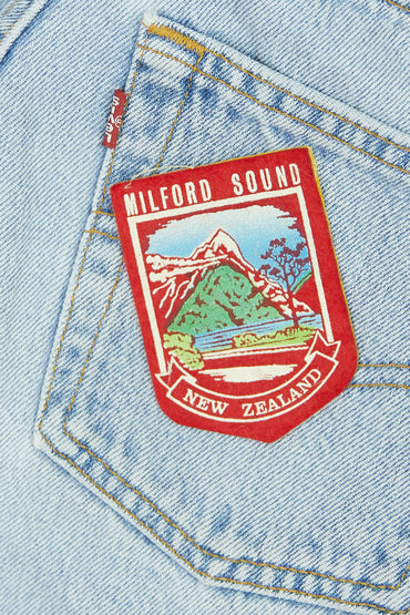 Vintage Milford Sound Patch