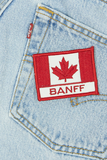 Vintage Banff Patch