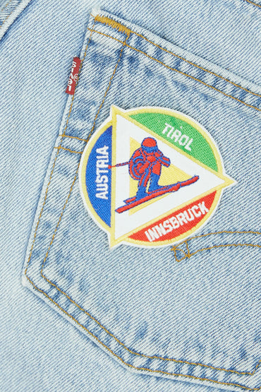 Vintage Austria Patch