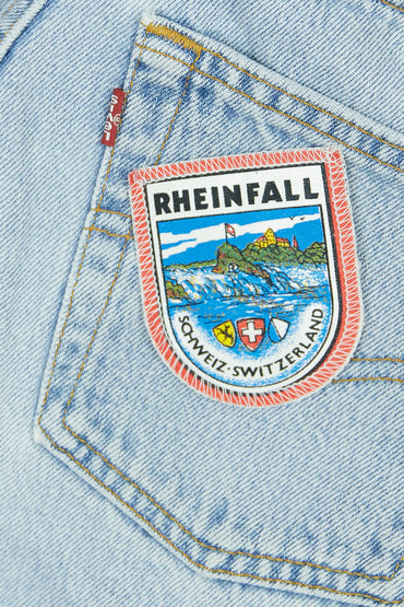 Vintage Rheinfall Patch