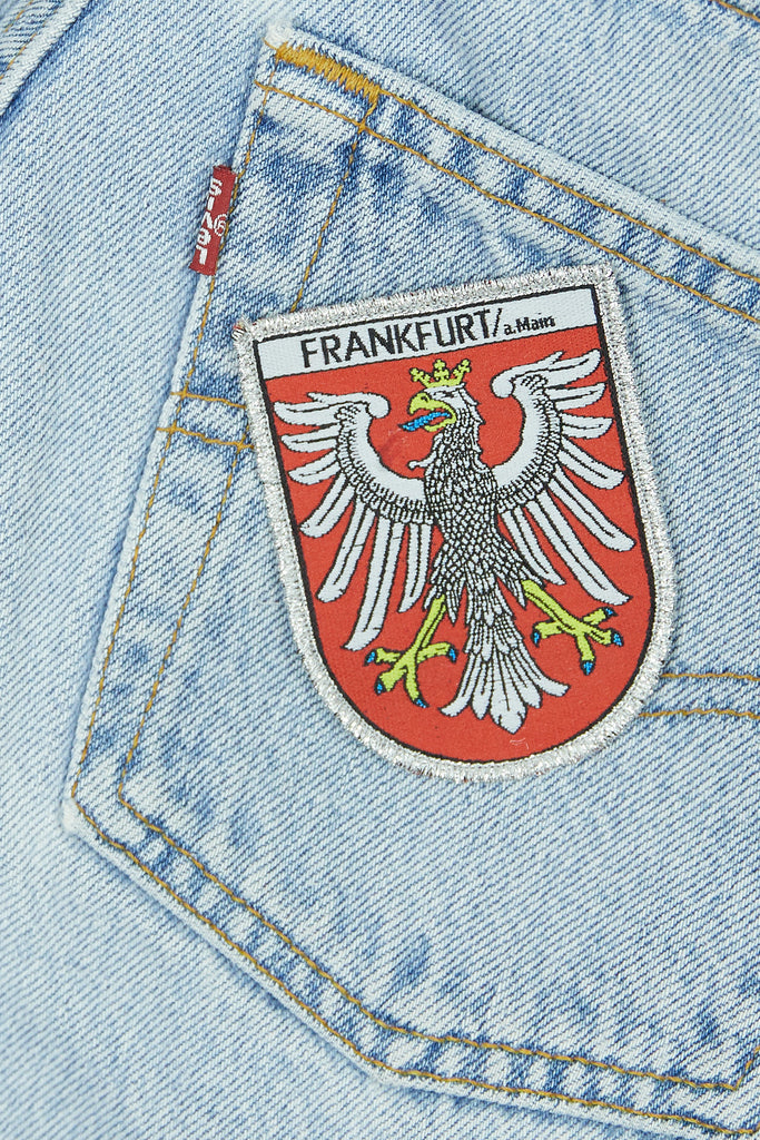 Vintage Frankfurt Patch