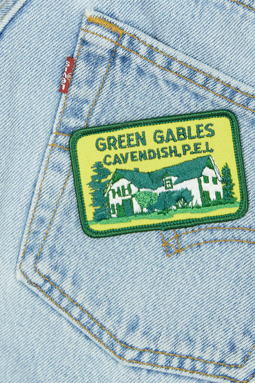 Vintage Green Gables Patch