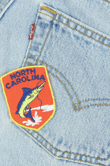 Vintage North Carolina Patch