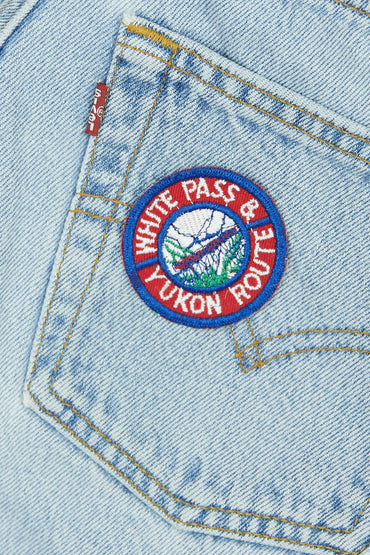 Vintage Yukon Patch