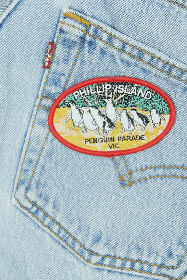Vintage Penguin Parade Patch