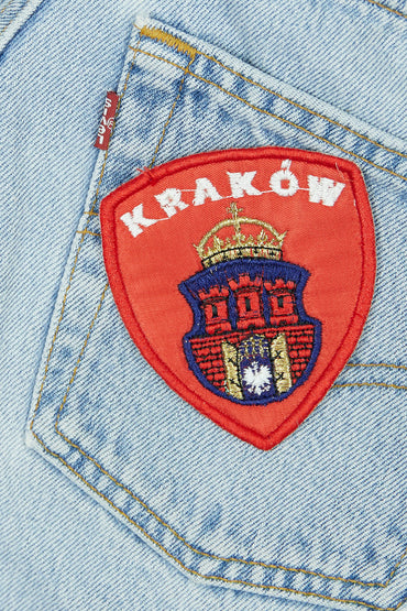 Vintage Krakow Patch