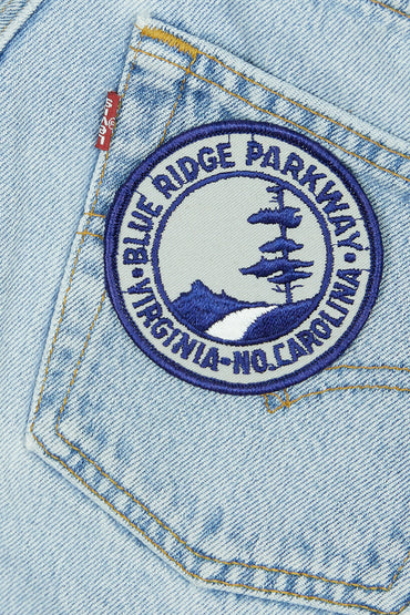 Vintage Blue Ridge Patch