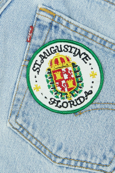 Vintage St. Augustine Patch