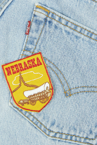 Vintage Nebraska Patch