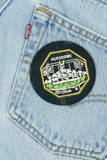 Vintage Agrodome Patch