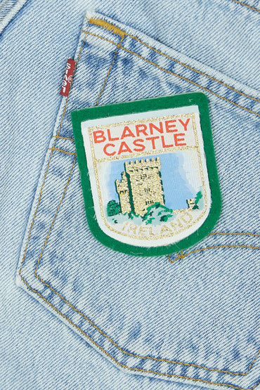 Vintage Blarney Patch
