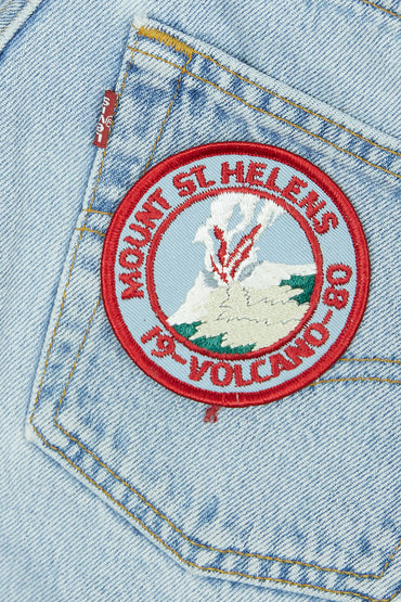 Vintage Mount St. Helens Patch