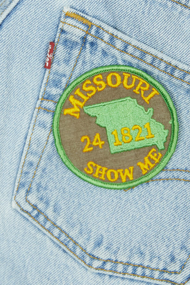 Vintage Missouri Patch