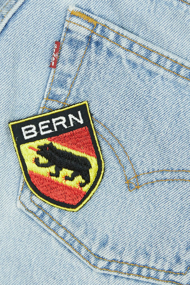 Vintage Bern Patch