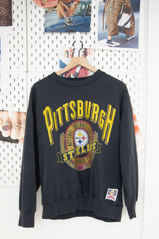 Vintage Pittsburgh Steelers Pullover