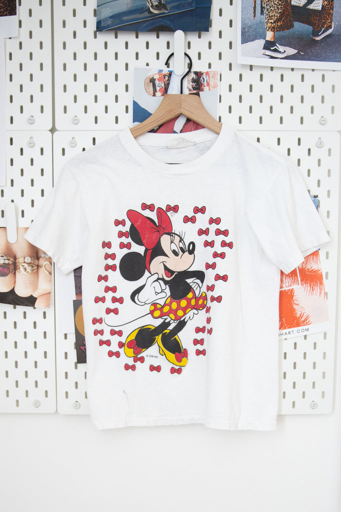 Vintage Minnie Mouse Tee