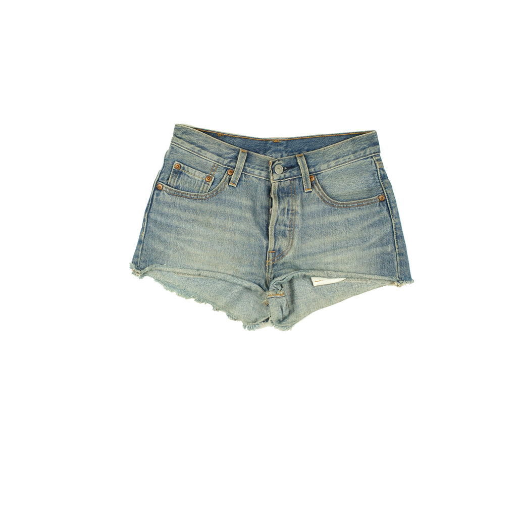 Vintage Denim Cut offs (25/26)