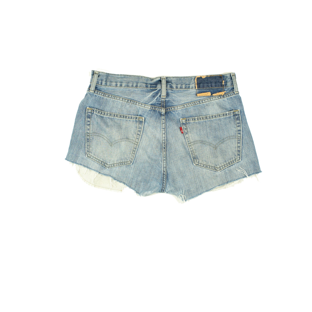 Vintage Denim Cut offs (27/28)