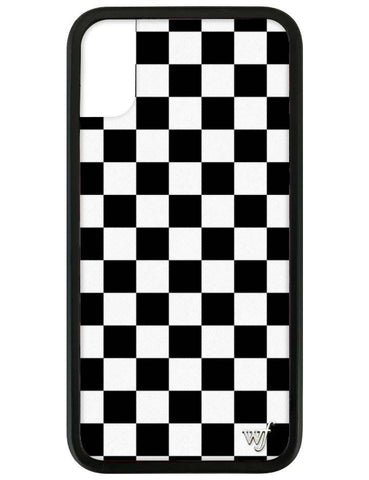 Check Plz iPhone X Case