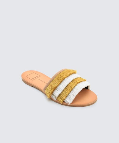 Celaya Sandals Yellow