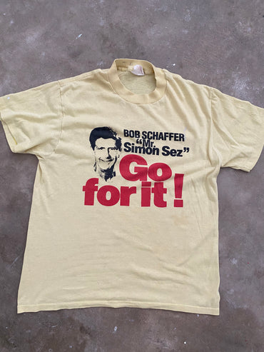 Vintage Go For It Tee