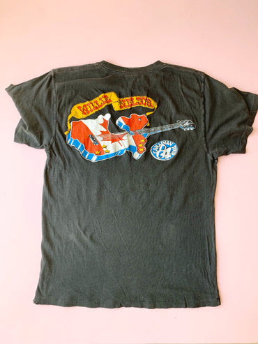 MadeWorn - Willie Nelson Canadian Tour Tee