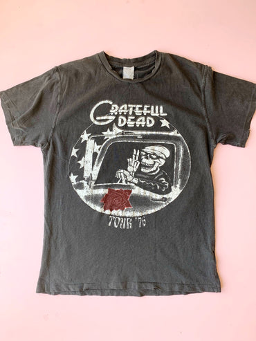 MadeWorn - Grateful Dead Tour '76 Tee