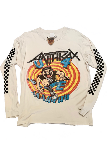 MadeWorn - Anthrax Long Sleeve
