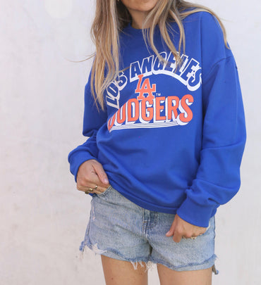 Dodgers Pullover