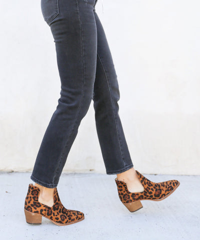 Bowie Leopard Boot