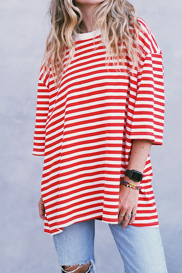 Dallas Stripe Tee